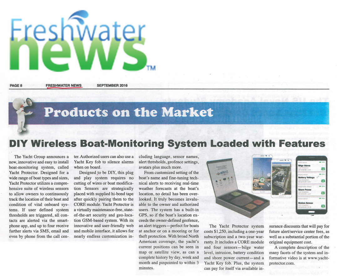 Freshwater News Magazine