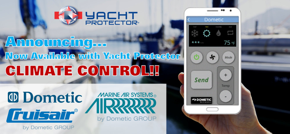 Yacht Protector - Climate Control