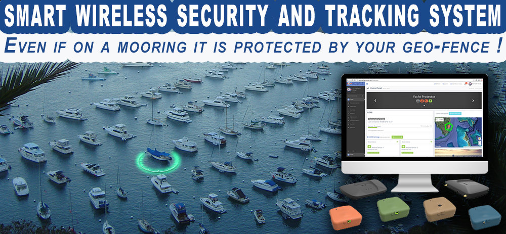 Yacht Protector - Mobile Yacht Security